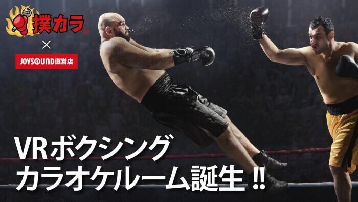 VRボクシングカラオケ(JOYSOUND)