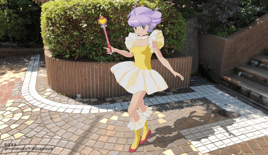 アニメ化35周年記念「魔法の天使 クリィミーマミ」ARフィギュア発売