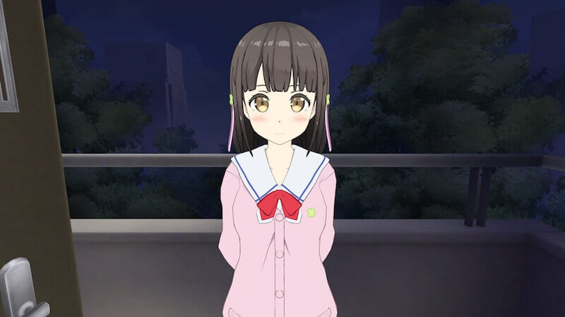 「One Room VR 花坂結衣は引越してくる -制服編」