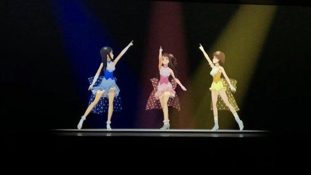 【CG STAR LIVE第2弾】アイマス シンデレラガールズ x VR ZONE OSAKA2