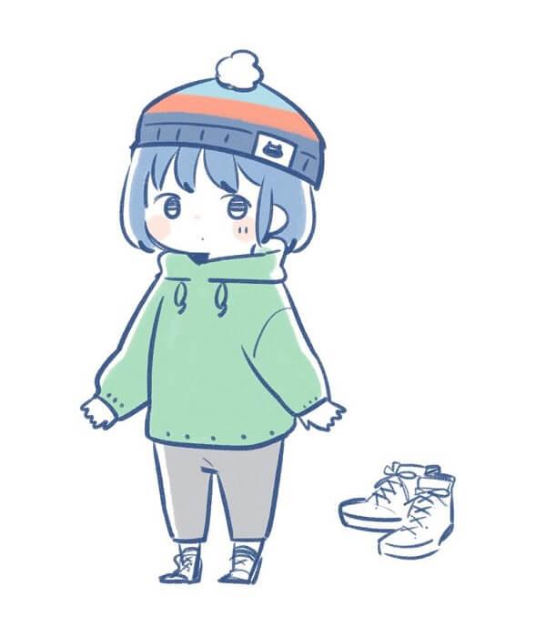 キャラクター名「東坂あゆむ」vtuber