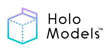 Holomodelsのロゴ