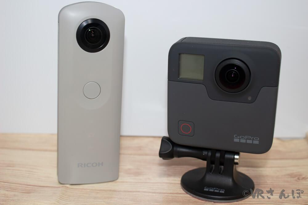 全天球カメラ(360度)のオススメ機種