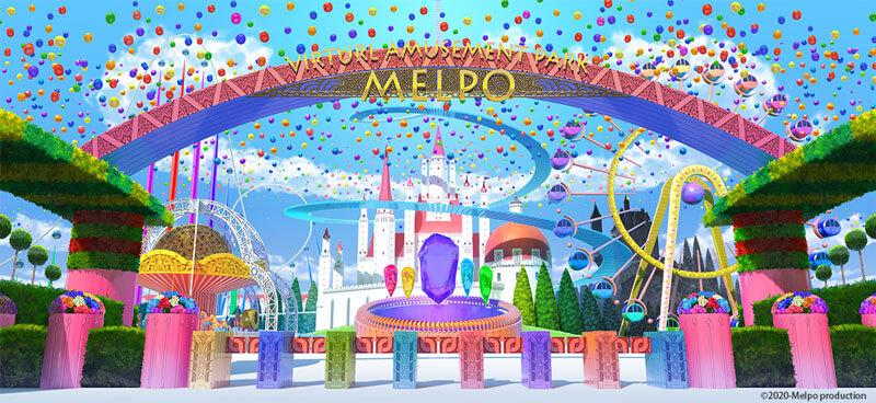 Melpoプロダクションについて