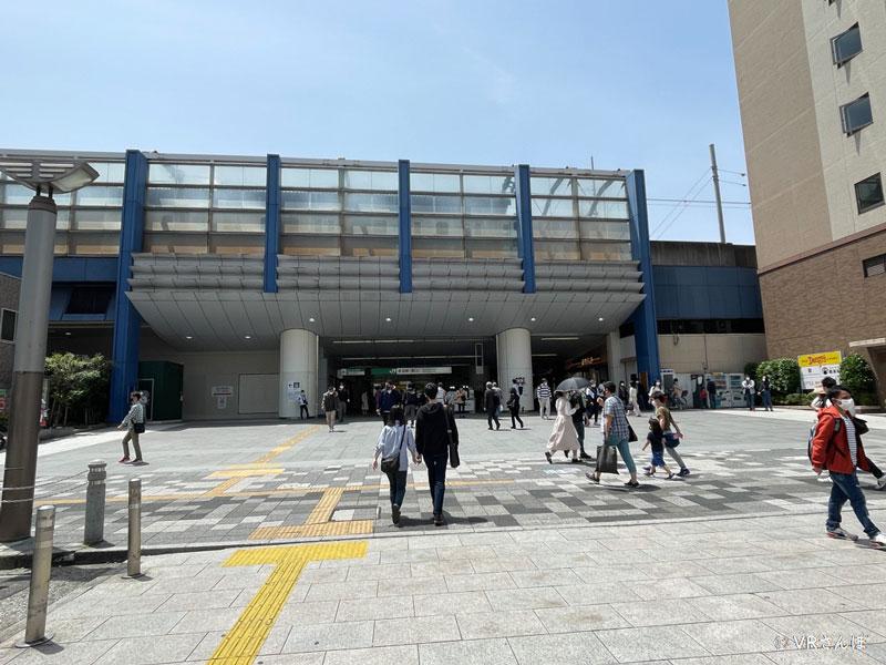 2度目の緊急事態宣言@東京都赤羽の様子