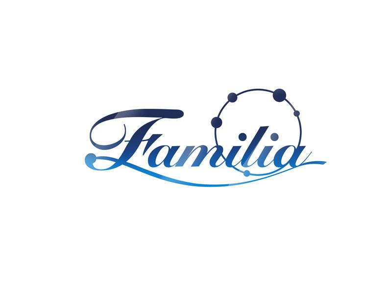 VTuber事務所「Familia」のロゴ