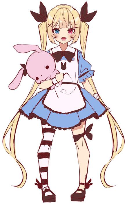 VTuber「御伽ルナ」のキャラクター紹介