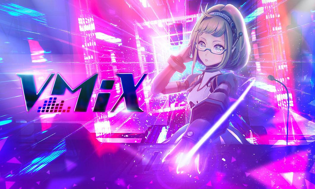 バーチャルシンガーの音楽番組「VMix」が開設!