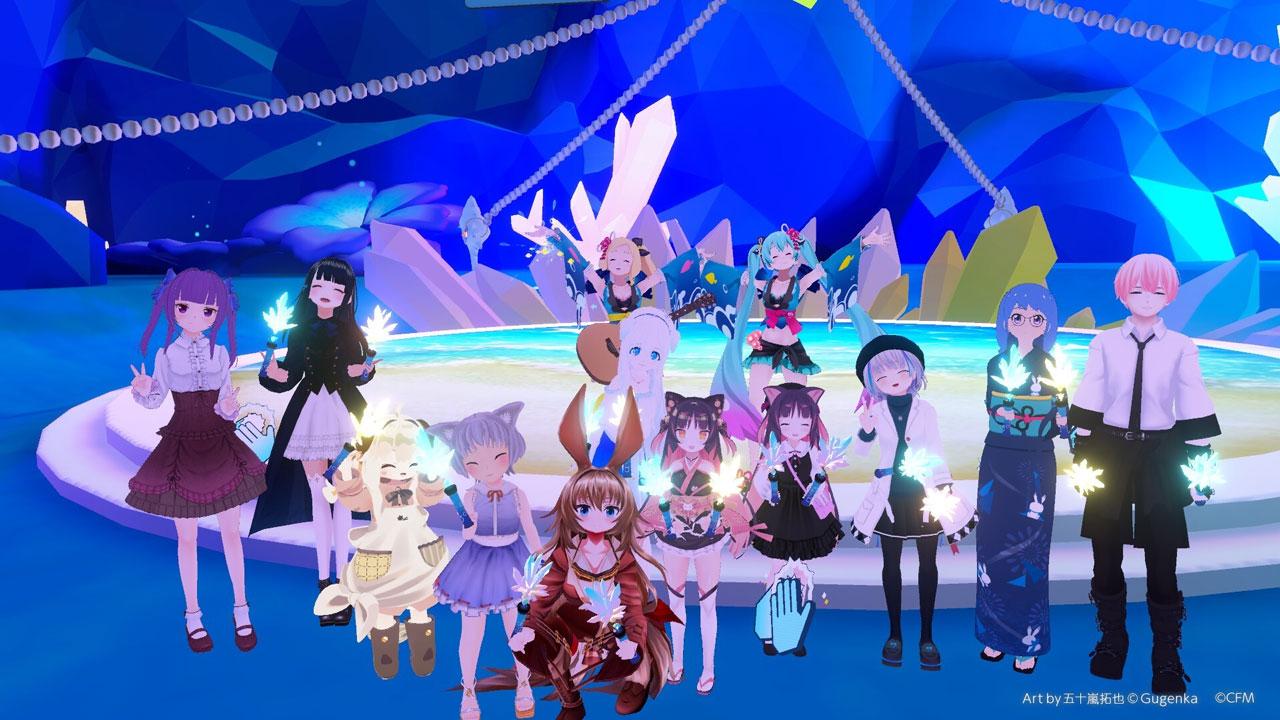 『MIKU LAND 2021 ~SUMMER VACATION~』イベント終了